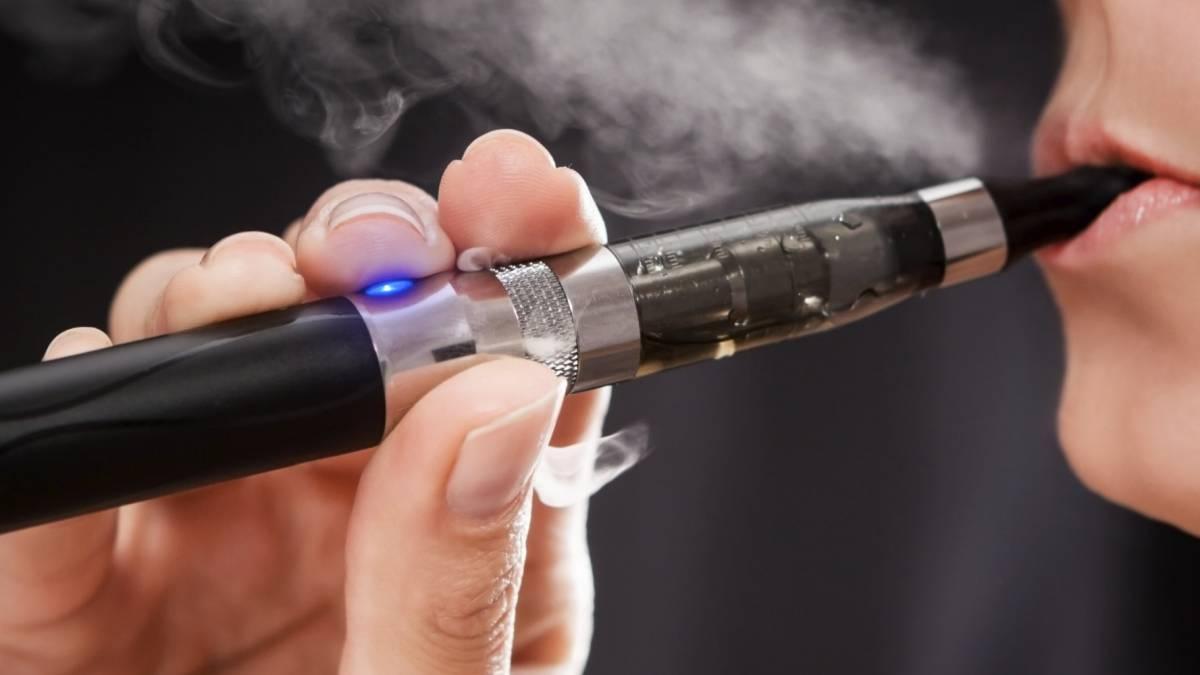 Cigarrillo electrónico ¡bendito! no causa impacto a la salud