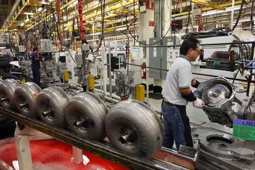 Cinco sectores impulsaron la creación de empleo