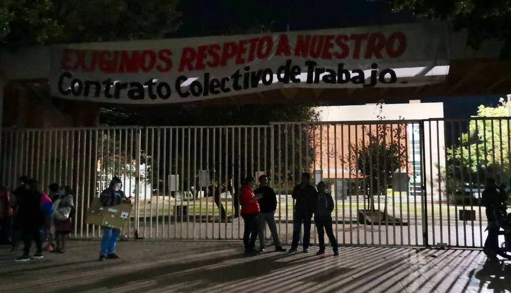 Cita STPS a Sindicato de la UAM y autoridades a negociación el lunes