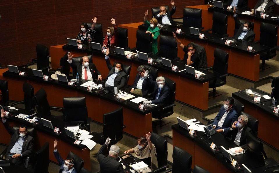 Citará Senado a funcionarios de la 4T acomparecer por Covid-19