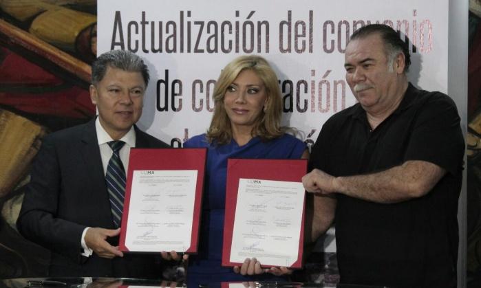 Cobijan a 7,000 actores con servicios médicos gratuitos en CDMX