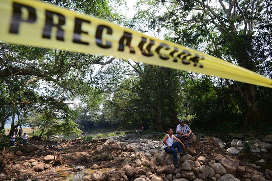 Coferpis debe entregar evaluación de riesgos en Rio Atoyac