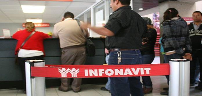 Coloca Infonavit 21% menos créditos