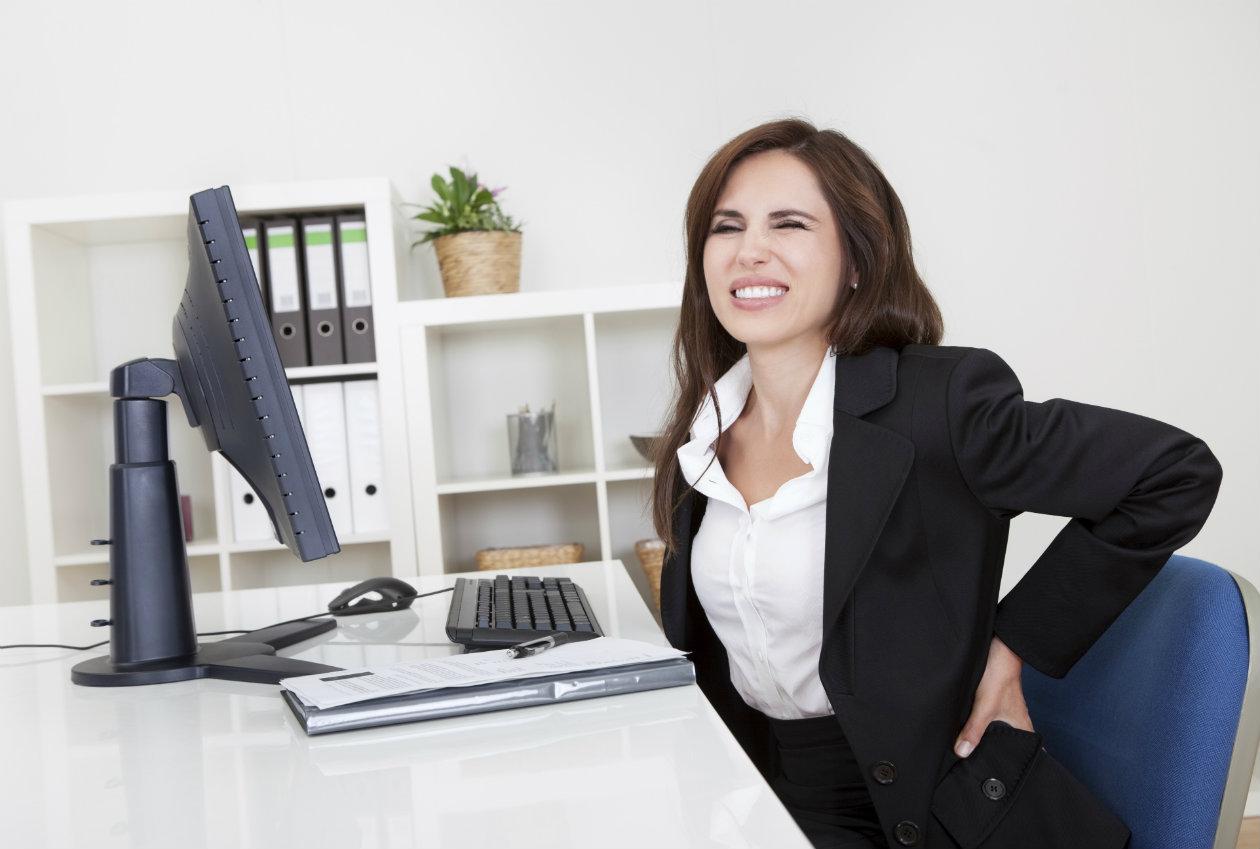 Combate el sedentarismo en la oficina