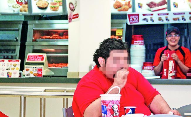 Comer más bloquea la señal de saciedad