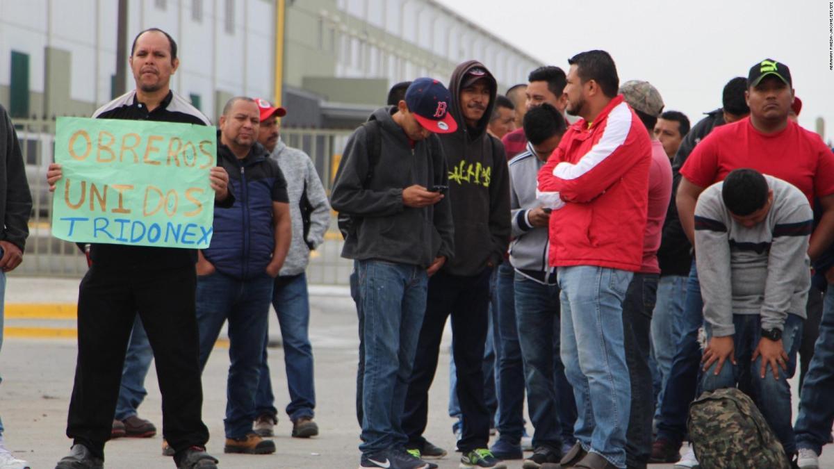 Comienza corredera de personal en Matamoros.