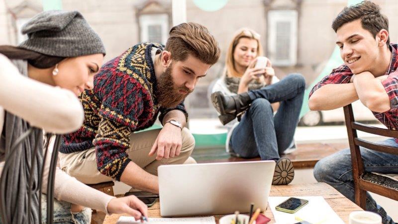 ¿Cómo es el empleo de ensueño de millennials?