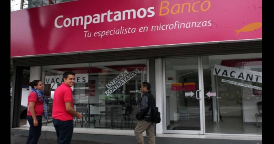 Compartamos Banco empleará a mil jóvenes