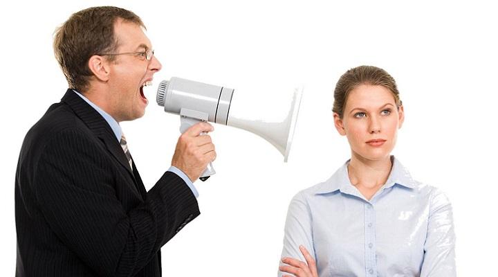 Comunicación entre jefe y empleado