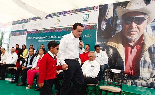 Con 2 mil millones el IMSS construirá tres hospitales en Edomex