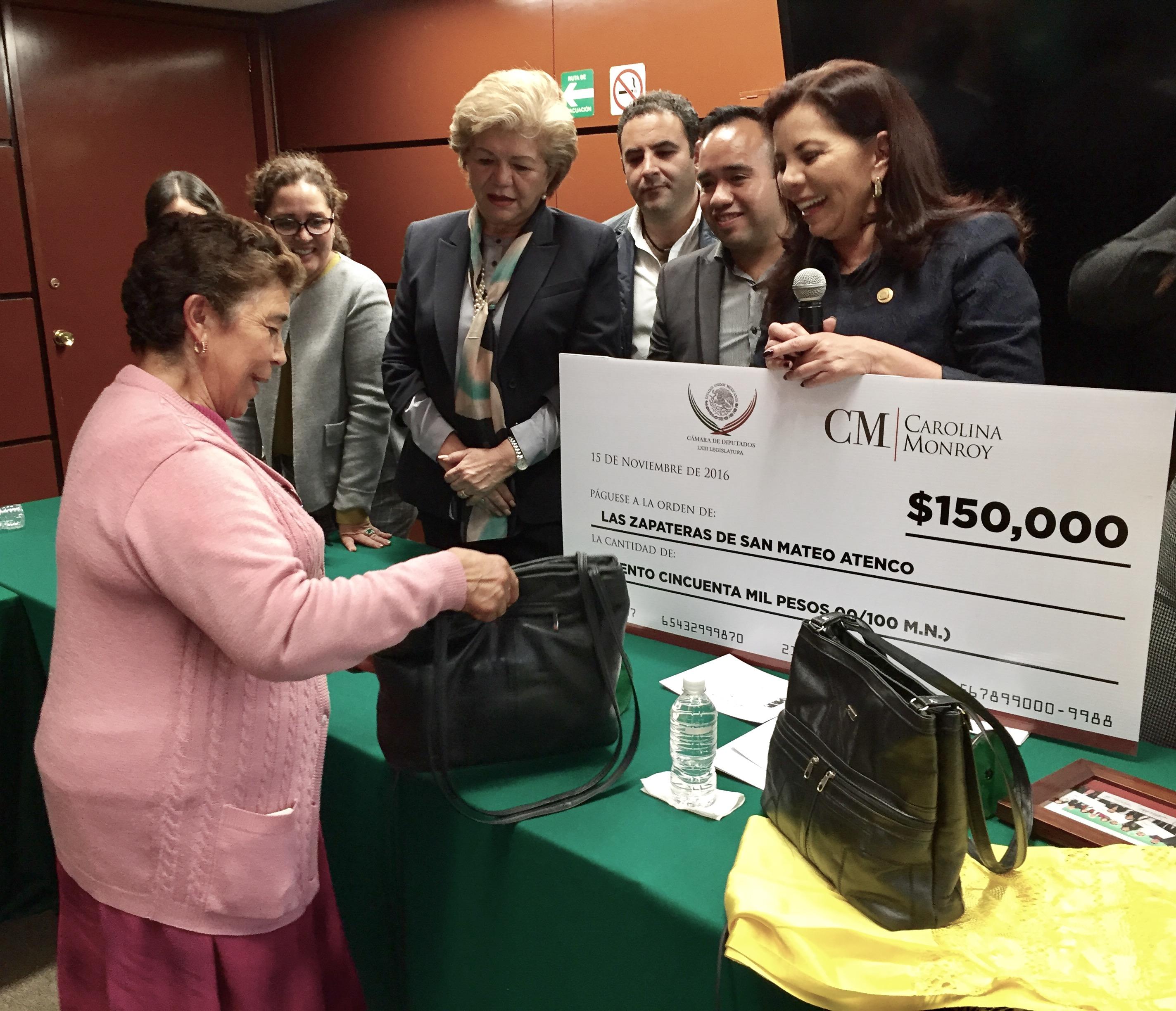 Con el talento de las emprendedoras, México sale adelante