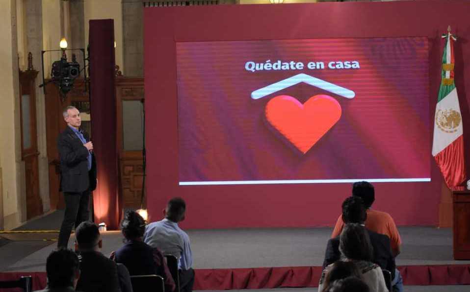 Con más alto riesgo de transmisión, Jornada de sana distancia termina: López-Gatell