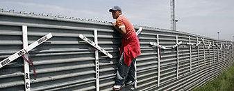Con o sin muro, el sueño americano intacto