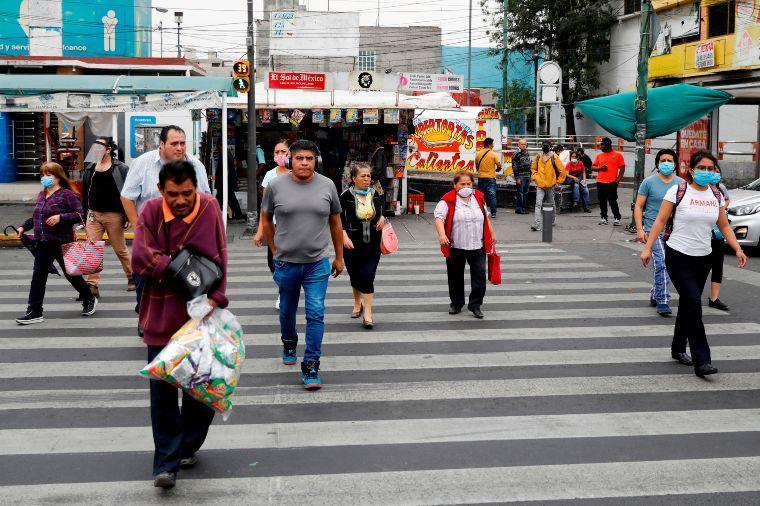 Con permiso por Covid-19 del IMSS, más de 15,000 trabajadores