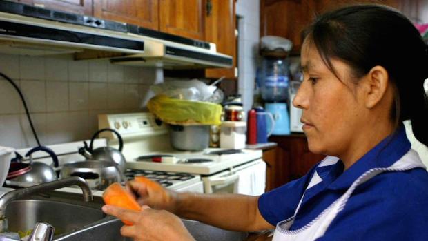 Conapred llama a formalizar trabajo doméstico