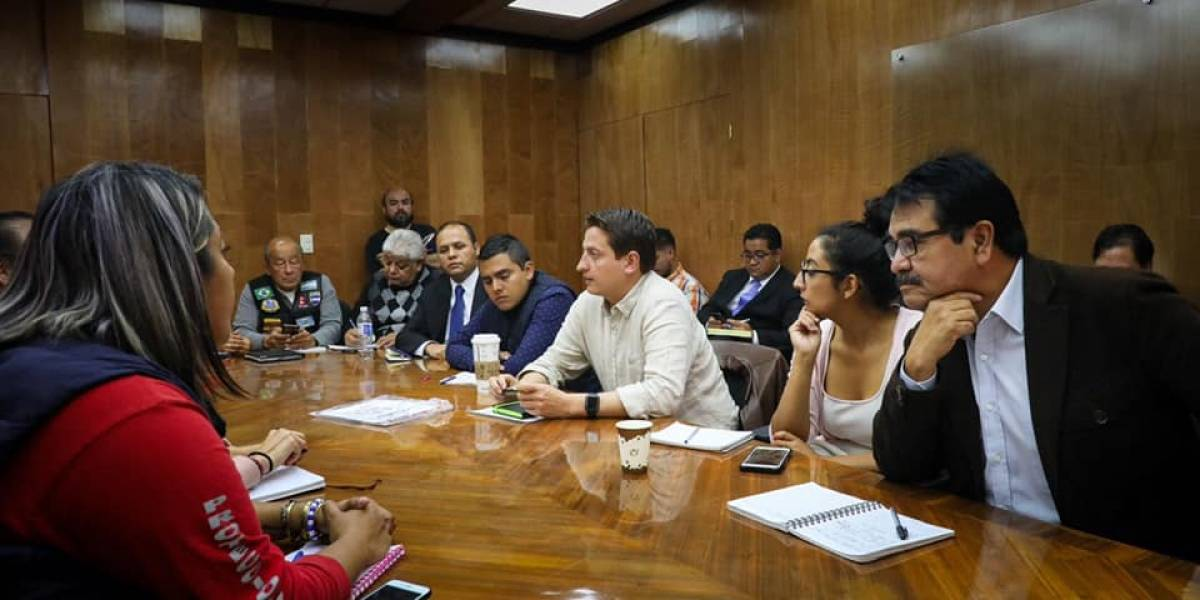 Concejales de CDMX laboran sin sueldos
