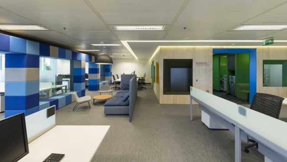 Condiciones de oficinas influyen en productividad del empleado