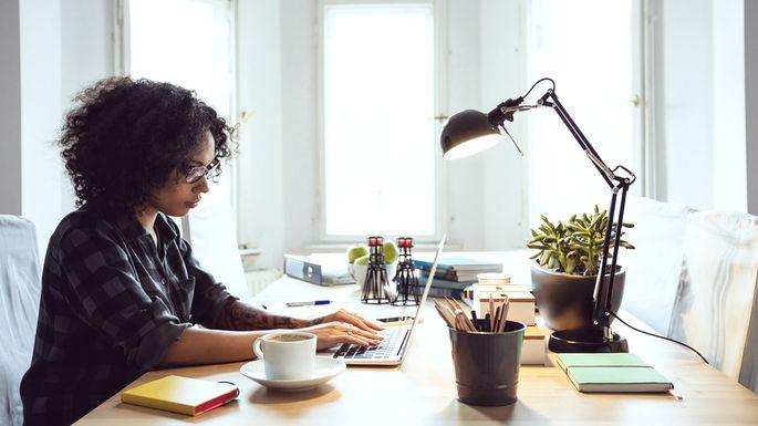 Consideran menos productivo hacer home office