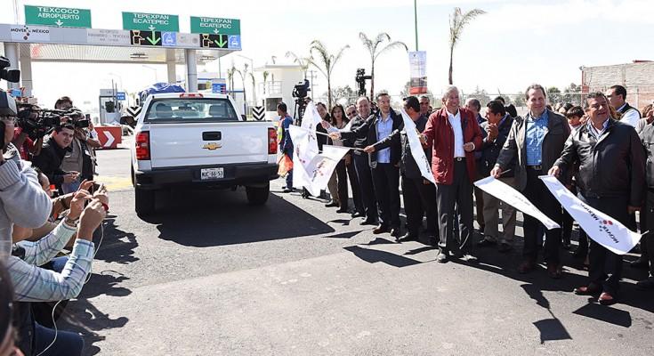 Construcción e carreteras, vital para el desarrollo y empleo