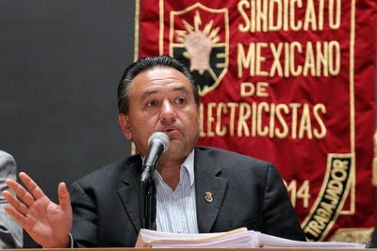 Consulta ciudadana decidirá el futuro de NAICM: Sindicato de Electricistas