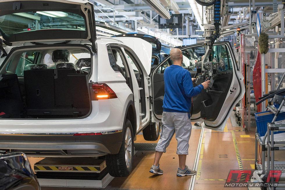 Contrata VW de México a 1,200 eventuales