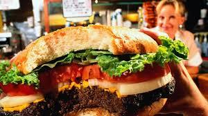 Contribuye a la obesidad porciones grandes