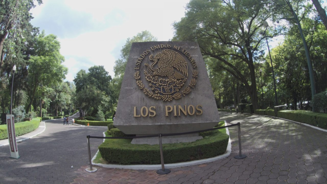 Convierten a Los Pinos en albergue para médicos del IMSS