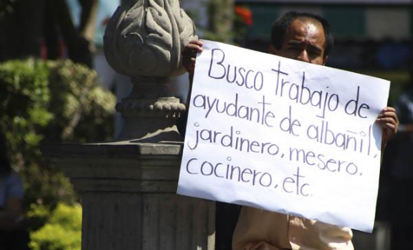 Convocan en Morelos a marcha por desempleo