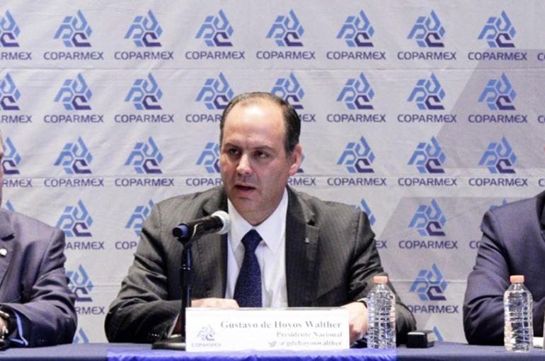 Coparmex entregará plan para aumentar salario mínimo