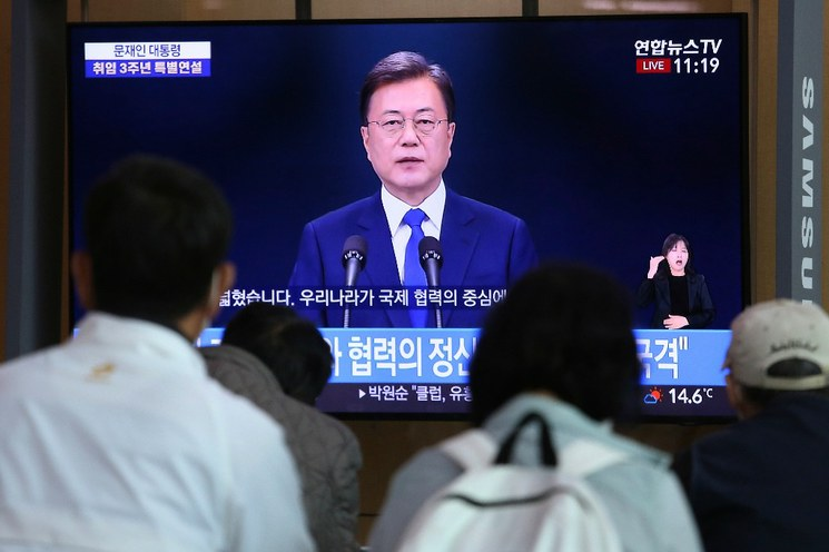 Corea del Sur advierte segunda ola de contagios de Covid-19