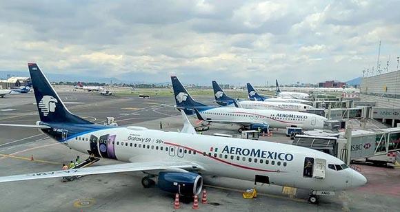 Corte libera recursos para recorte de 766 sobrecargos en Aeroméxico