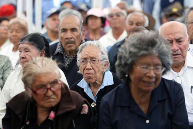 Crece 12% el gasto de pensiones