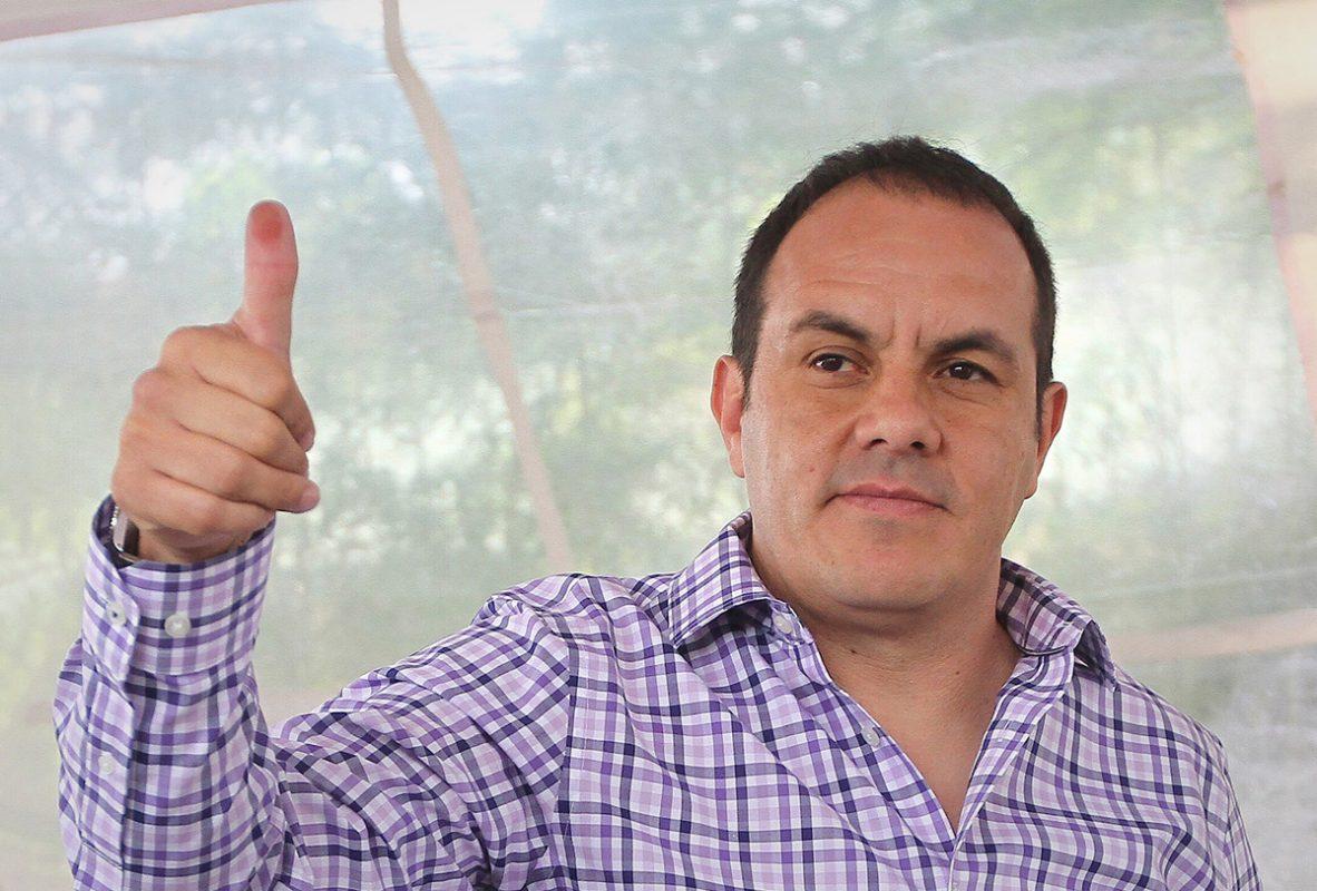 """Cuauhtémoc Blanco ganará """"alrededor"""" de $100 mil al mes"""