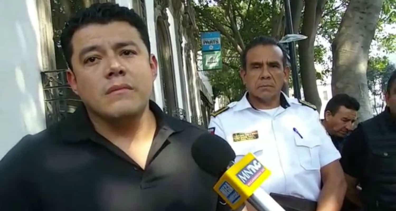 Dan de alta a Ismael Figueroa, líder del sindicato de bomberos