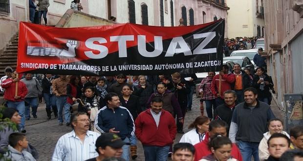 Debe UAZ a Sindicato 70 millones