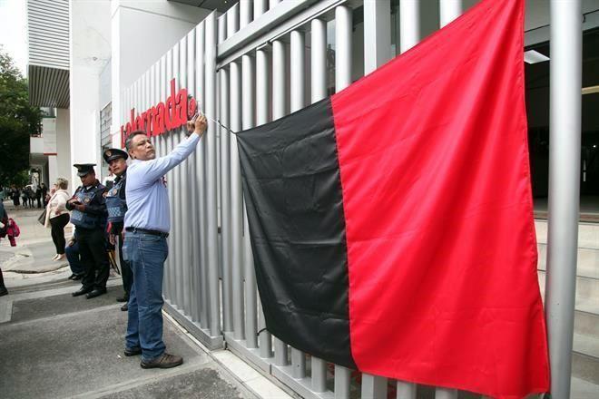 Declaran inexistente huelga en La Jornada