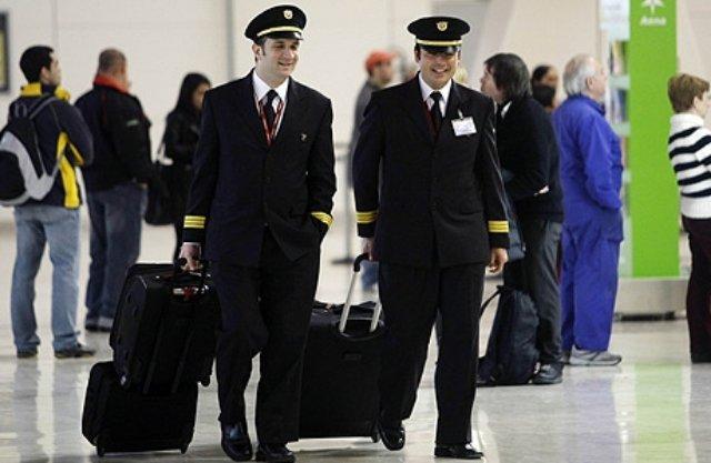 Déficit de futuros pilotos preocupa a las grandes aerolíneas