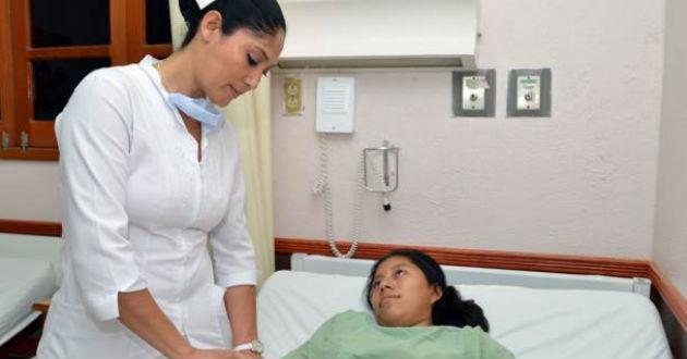 Deficitario acceso de  mujeres a los servicios de salud