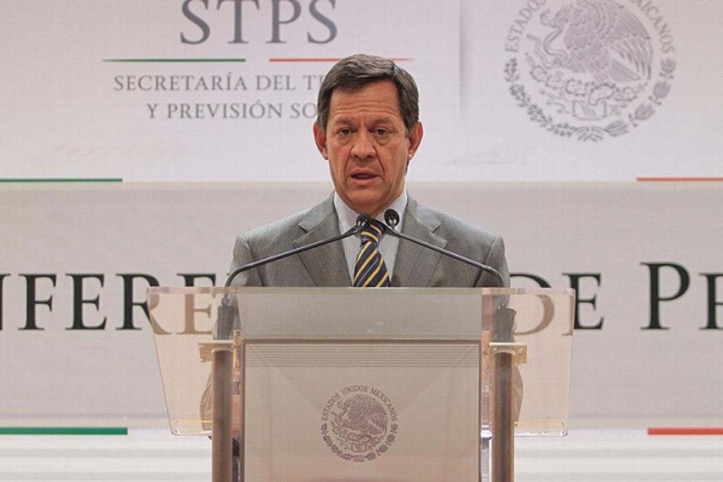 Defiende STPS reforma a la justicia laboral