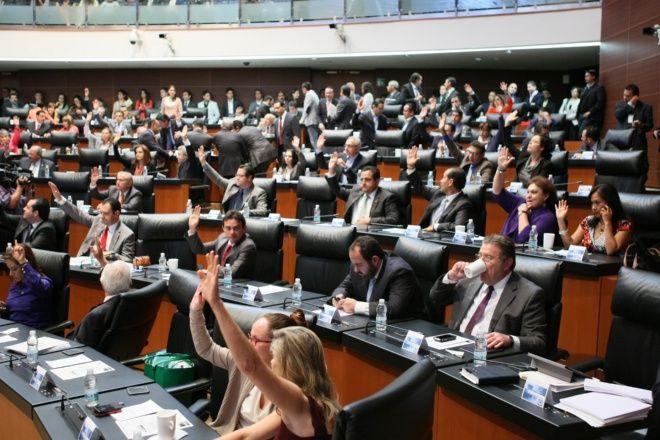 Denota conflicto sindical en el Senado