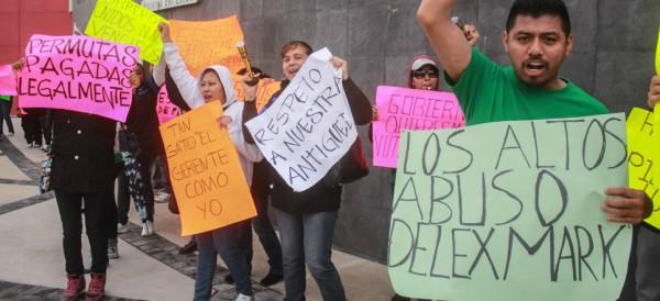 Denuncian abuso hacia trabajadores de maquilas