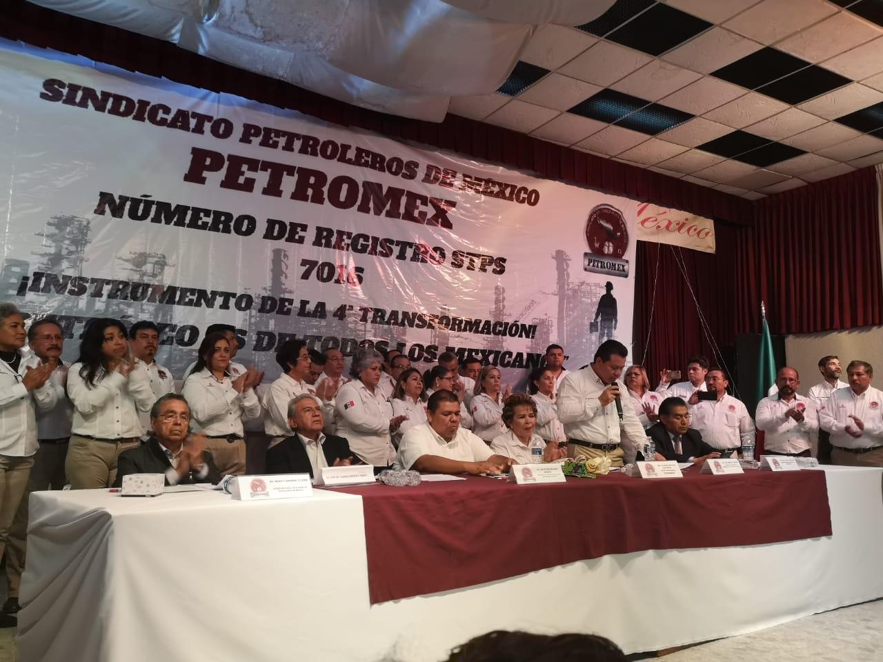 Denuncian que se agrava acoso contra trabajadores afiliados a Petromex
