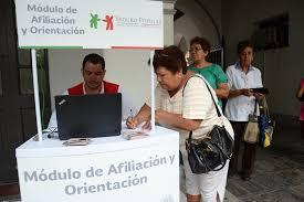 Depuran registro de afiliados en Morelos