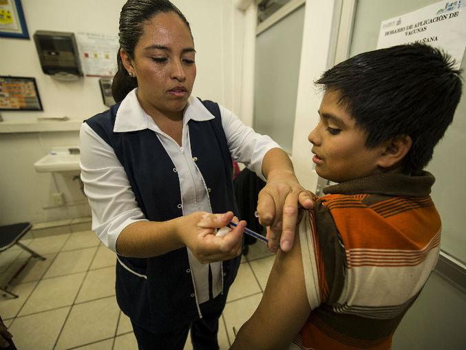Desabasto en la vacuna contra la hepatitis B: Ssa