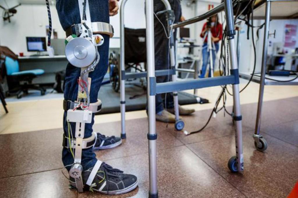 Desarrolla UNAM exoesqueleto para personas con discapacidad