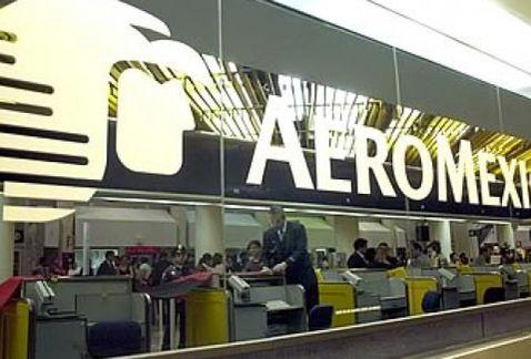 Descarta Aeroméxico regreso a CCT pasado