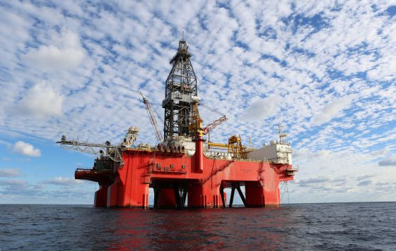 Descubre crudo petrolera española en aguas profundas de México