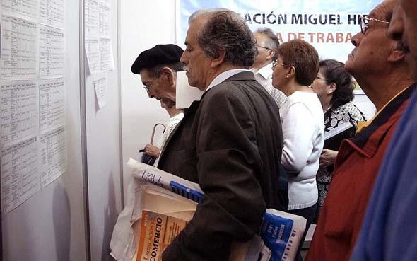 Desempleo en países de la OCDE alcanzó 45.5 millones