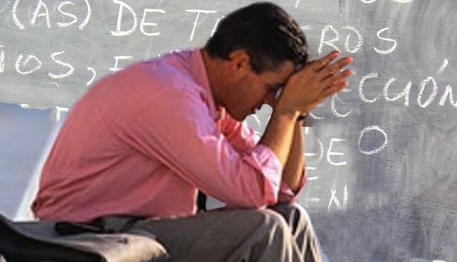 Desempleo: ¿La depresión actual?
