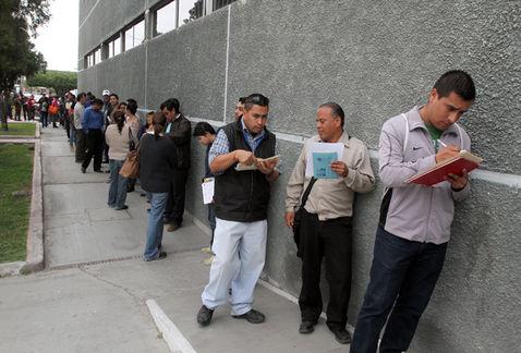 Desempleo toca nivel mínimo para un octubre